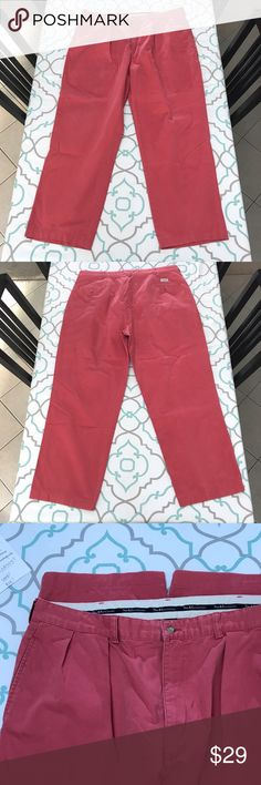 "💙👖Ralph Lauren Chino Pants👖💙 40x30"" Salmon EUC 💙👖 DESIGNER JEANS!👖💙👖PREMIUM DENIM!👖💙 Thanks for stopping by!!! Please Study the Photos Very Carefully!!! ZOOM IN on the Hems, Pockets, and Seat to SEE Details Color And Condition! SEE NOTECARD for information about this particular pair of jeans!!! The Notecards will answer many of your questions!!! MEASUREMENTS are listed ON the NOTECARD!!! #Hashtags: Anthro Anthropologie The Buckle Dojo 7 For All Mankind Citizens of Humanity Miss Me…"