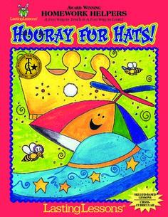 Barker Creek - Hooray for Hats Activity Book (scheduled via http://www.tailwindapp.com?utm_source=pinterest&utm_medium=twpin&utm_content=post10701610&utm_campaign=scheduler_attribution)