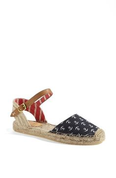 anchor espadrilles from @Nordstrom <3
