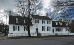 The Mary Washington House, Fredericksburg, Virginia, is the house where  George Washington's mother, Mary Ball Washington, resided towards the end of her life. Washington purchased this house for his mother in 1772.  It was located close to her daughter Betty Washington Lewis' home, Kenmore Plantation, & close to the Rising Sun Tavern, owned by her son Charles Washington. George Washington was a frequent visitor, & came to this house to receive a blessing from his mother before his…
