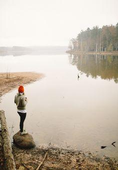 Wild Weekend: Camping at Falls Lake  |  The Fresh Exchange @Amy Lyons bruen @Meghan Krane bruen can we pleassseeeeee do this asap!?!
