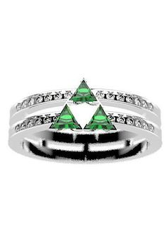 The Legend of Zelda Engagement Ring