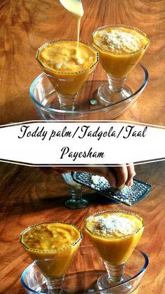 Toddy palm/tadgola/taal payesham #Rakshabandhan #Janmasthami #Indiansweet #recipeoftheday #Indianfood #Dessert