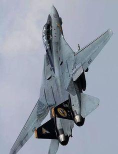 Grumman Tomcat - Fleet Defender Will always be my favorite jet fighter. Military Jets, Military Aircraft, Fighter Aircraft, Fighter Jets, Airplane Fighter, Tomcat F14, Uss Enterprise Cvn 65, Photo Avion, Military Equipment