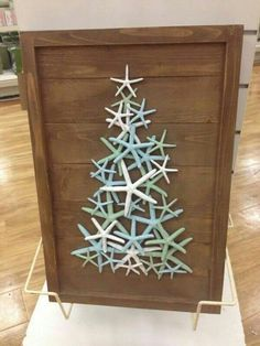 30 Popular Coastal Christmas Decor Ideas And Makeover For Apartment. If you are looking for Coastal Christmas Decor Ideas And Makeover For Apartment, You come to the right place. Coastal Christmas Decor, Nautical Christmas, Christmas Holidays, Holiday Decor, Coastal Decor, Tropical Christmas Decorations, Beach Christmas Trees, Beach Holiday, Christmas Ornaments