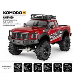 Gmade Komodo 1/10TH SCALE CRAWLER KIT