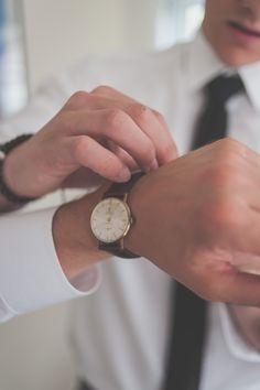 Vintage men's watch. www.greenseedphotography.com