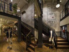 Ciaopanic store by NEXTBASIC DesignWorks, Hiroshima   Japan fashion