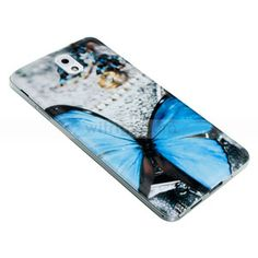 Samsung Galaxy Note 3 phone case - Custom Coloured Butterfly Drawing Battery Cover Replacement Part for Samsung Galaxy Note 3 - Witrigs.com