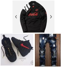 Find out other great ideas about Styles outfits, Spoils outfits and Ladies design and style. Dope Outfits For Guys, Swag Outfits Men, Nike Outfits, Casual Outfits, Sneaker Outfits, Boy Outfits, Teen Boy Fashion, Tomboy Fashion, Streetwear Fashion