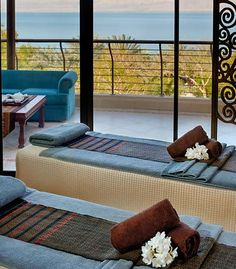 Dead Sea Couples Massage