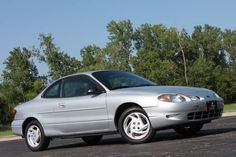 2001 Ford Escort ZX2