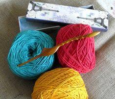 ERGONOMIC CROCHET HOOK Wood Crochet Hook Size G/6 4mm