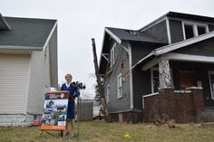 Blight Elimination in #AllenCounty #Indiana - #FightBlight in #FortWayne