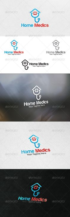 Home Medics - Logo Template