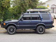 Land Rover Discovery 1, Discovery 2, Land Rover Defender Pickup, Disco Disco, Land Rovers, Offroad, Dream Cars, 4x4, Jeep
