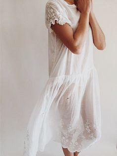 Passenger Vintage - beautiful sheer dress