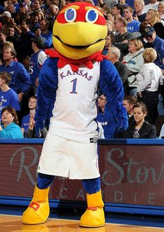 Image detail for -NCAA Tournament Mascots - Kansas Jayhawk | Sports Illustrated Kids