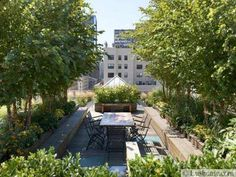green ideas for modern roof design