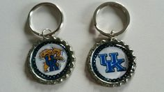 Check out this item in my Etsy shop https://www.etsy.com/listing/230486958/university-of-kentucky-wildcats-keychain