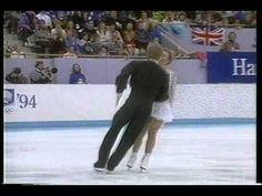 Torvill & Dean (GBR) - 1994 Lillehammer, Ice Dancing, Free Dance so cool!