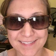 Marc by Marc Jacobs Tortoise/Wood Grain Sunglasses Marc by Marc Jacobs tortoise/wood grain look sunglasses. Originally purchased at Nordstrom. Some scratches on lenses but they look fine when you're wearing them. The closeup seems to exaggerate them. Marc by Marc Jacobs Accessories Sunglasses