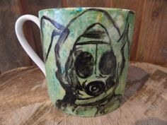 POSTAPO Mugs, Art, Art Background, Tumblers, Kunst, Mug, Performing Arts, Cups, Art Education Resources