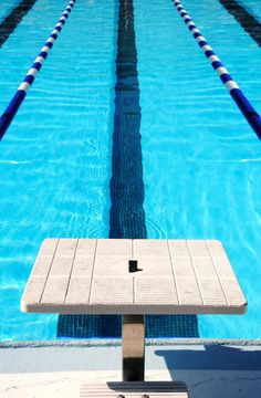 Starting Block at End of Swim Lane Wall Decal Swimming Pool Photography, Swimming Pictures, Swimming Memes, Swimming Diving, Olympic Swimming, Competitive Swimming, Disney Rooms, Life Aquatic, Beautiful Pools