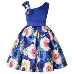Kids Flower Stripe Dresses for Girls Christmas Children Clothing Dress Princess Brithday Wedding Party Baby Girl Dress With Bow – Baby Clothing 2020 African Dresses For Kids, Girls Party Dress, African Fashion Dresses, Toddler Girl Dresses, Little Girl Dresses, Baby Dress, Girls Dresses, Flower Girl Dresses, Flower Girls