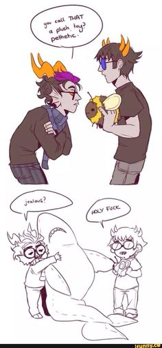 Sollux: Well, who2 iit for then?                      Eridan: I got it for you, obviously!~ Sollux: . . . . .Sollux: *kiicks Eriidan back iinto ocean*