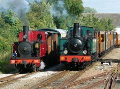Steam Train, Fete de la Vapeur, Picardy, France