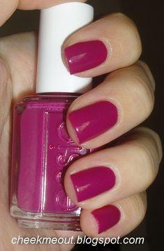 essie Big Spender...great toe color!
