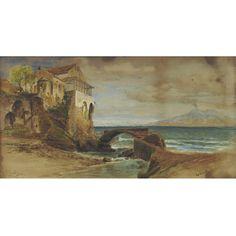 Louis Comfort Tiffany - Sorrento c1880