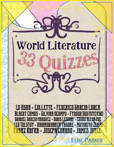 A large set of world literature quizzes covering assorted stories commonly used in high school courses. Many of the stories in the set of world literature quizzes are available online, so even if you don't have the textbook I use, or any World Literature textbook, you may find this world literature quiz resource useful. Use with core readings or for extra credit, or even as the backbone of a summer school curriculum. Either way, the assessment piece is taken care of for you!