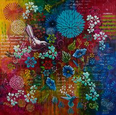 The Artist's Garden by Susan Farrell
