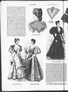 Gracieuse. Geïllustreerde Aglaja, 1895, aflevering 11, pagina 84