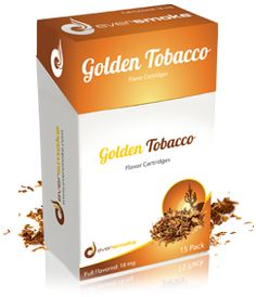 $40.     Golden Tobacco flavor    Golden Tobacco is embodied with a blend of rich tobacco flavors from all over the world.