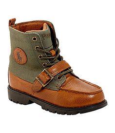 Polo Ralph Lauren Boys Ranger High Boots #Dillards