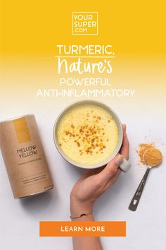 From reducing inflammation to preventing Alzheimer's disease, turmeric is a spice that's truly worth its weight in gold. Here's what you need to know about this golden spice, including 8 turmeric health benefits. Herbal Remedies, Superfood Recipes, Healthy Recipes, Healthy Drinks, Healthy Eating, Healthy Snacks, Ayurvedic Recipes, Turmeric Health Benefits, Recipes
