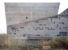 Galería de La obra de Wang Shu en Fotografías por Clemente Guillaume - 54