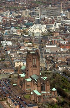 If you want a Cathedral we've got one to spare Liverpool Cathedral, Liverpool Town, Liverpool Docks, Liverpool History, Liverpool England, Leeds, Beatles, Bristol, England Countryside