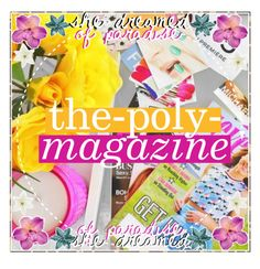 """✧ the-poly-magazine's icon contest 