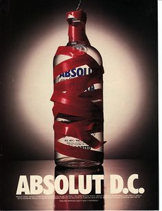 Absolut - my favorite ad campaign