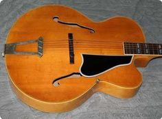 1950 Gibson L7-CN, Blonde,