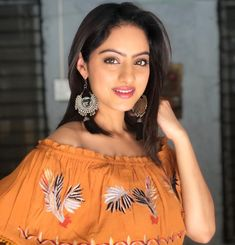 """Our very Own Sandhya From Diya Aur Baati Hum ,Deepika Singh is reportedly To Come back with Ekta Kapoor's Supernatural Show """"Kavach"""" Beautiful Girl Indian, Most Beautiful Indian Actress, Myanmar Traditional Dress, Traditional Dresses, Deepika Singh, Indian Gowns Dresses, Cute Girl Photo, India Beauty, Girl Model"""