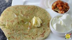 peas paratha  Reach vahrehvah at  Website - http://www.vahrehvah.com/  Youtube -  http://www.youtube.com/subscription_center?add_user=vahchef  Facebook - https://www.facebook.com/VahChef.SanjayThumma