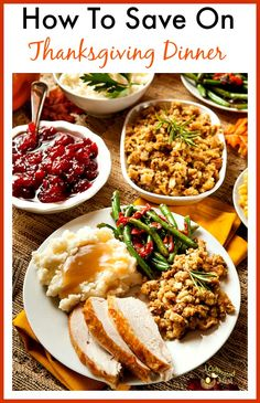 Thanksgiving dinner doesn't have to break the bank. Here are some great tips for saving money on your Thanksgiving dinner!Hosting Thanksgiving dinner doesn't have to break the bank. Here are some great tips for saving money on your Thanksgiving dinner! Thanksgiving Leftover Recipes, Thanksgiving Leftovers, Holiday Recipes, Hosting Thanksgiving, Holiday Themes, Happy Thanksgiving, Holiday Ideas, Christmas Ideas, Dinner On A Budget