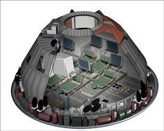 orion spacecraft interior - Google Search