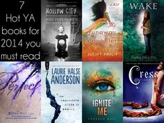 7 Hot YA books for 2014 you must read