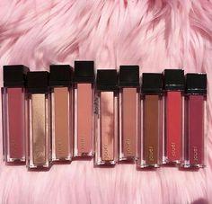 fall date makeup Makeup Goals, Makeup Inspo, Makeup Inspiration, Lipstick Colors, Lip Colors, Colours, Kiss Makeup, Hair Makeup, Lila Make-up